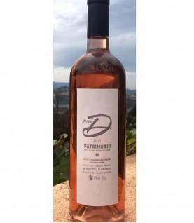 Mlle D rosé wine AOP...