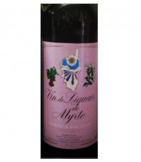 Liquor Wines of Myrthe Mlle D