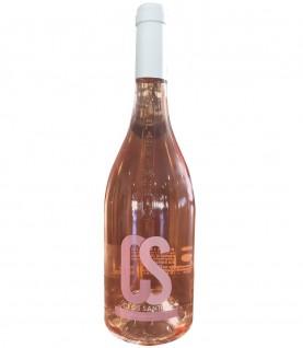 Clos Santini rosé wine AOC